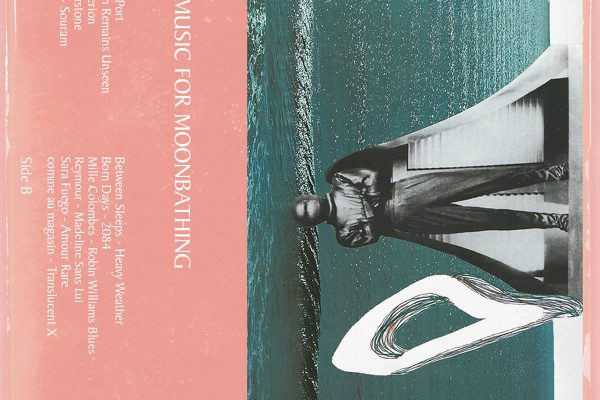 VA – Music For Moonbathing. 1ere compilation de Too Soon Tapes