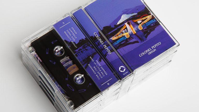 Nouvelle sortie Too Soon Tapes : Colonel Pepito – Orisun